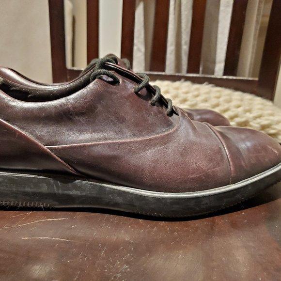 Hogan Derby Dress Shoes Size 7